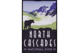 Affiliate Logo - North Cascades NP Patch - HeartWork Photography Org