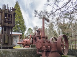 Volunteer Photography Training - Wolf Creek Trail - Northstar Mining Museum - Gold Mining Stamp Mill - Belt Drive motors - Copyright 2020 HeartWork Photography