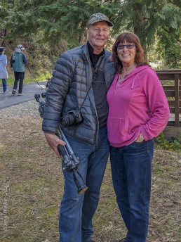 Volunteer Photography Training - Wolf Creek Trail - Rick & Jeree' - Copyright 2020 HeartWork Photography