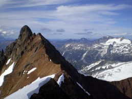 North Cascades Sahale Peak NNE near Cascade Pass - NPS FREE